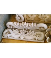 White Marble Antique Moulding