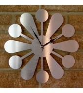 Stone Simple Wall Clock