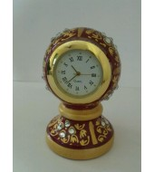 Marble Stand Clock