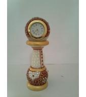 Makrana Marble Stand Clock