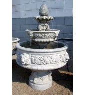 Carved Front Yard Water Fountain