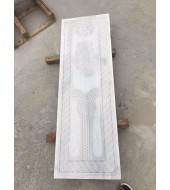 White Marble Antique Monuments