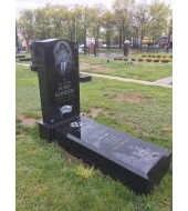 Black Granite Monument 3