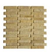 Brick pattern Sandtone Mould Mosaic