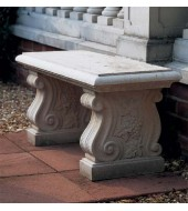 Antique Natural Stone Bench