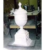 Marble Archiectural Finial