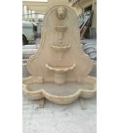 Yellow Sandstone Line Fountain