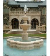 American Sandstone Fountain
