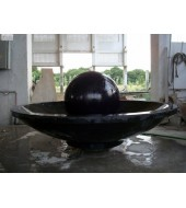 Black Decorative Fountain