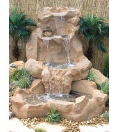 Rock Outdoor Waterfall Fountains