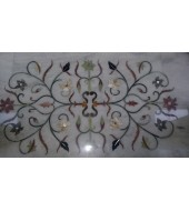 Antique Design Marble Inlay Flooring