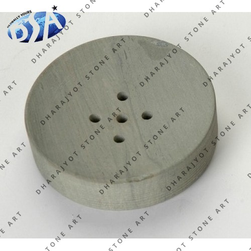Grey Sandstone Designer Bathroom Accessories