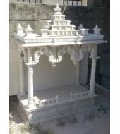 Antique Marble Temple