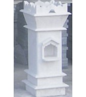 White Marble Big Tulsikyara