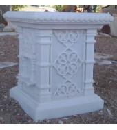 White Marble Designer Tulsikyara