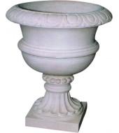 Decorative Sandstone Plant Vase