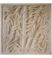 2d Sandstone Wall Decoration