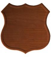 Black Awards Wood Plaques