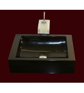 Granite Black Sink
