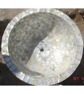 Round MOP Washbasin Sink