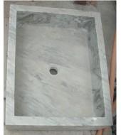 Square Marble Stone Wash Basin