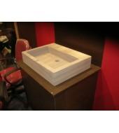 Square Marble Stone Washbasin Sink