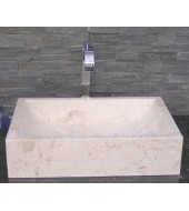 Square Marble Washbasin Sink