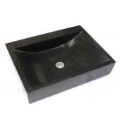 Square Natural Granite Washbasin