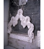 Antique Designed White Mable Arch