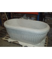 Carved Marble Bath Tub
