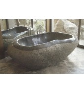 Indoor Natural Granite Bathtub