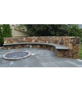 Stone Bench For Outdoor Seating