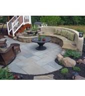 Outdoor Garden Stone Bench
