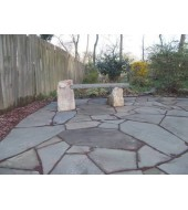 Stone Bench For Outdoor