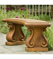 Yellow Sandstone Bench