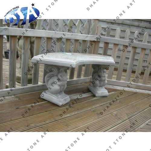 Animal Legs Bench