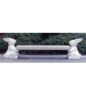 Garden Marble Bench For Decoration