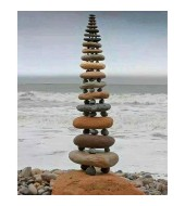 Garden Decorative Natural Pebble Stone
