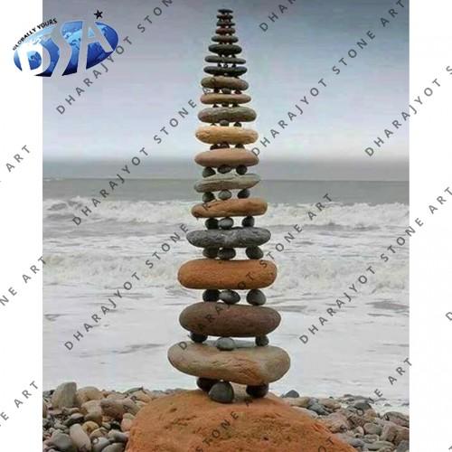 Garden Decorative Natural Pebble Stone
