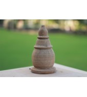 Red Sandstone Finials