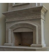 Antique Granite Custom Mantels