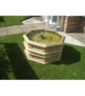 American Sandstone Outdoor Fountain