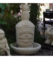 Antique Sandstone Fountain