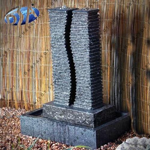 Black Indoor Fountain