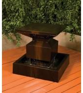 Brown Granite Fountain
