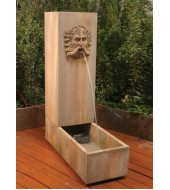 Sandstone Patio Fountain For Backyard