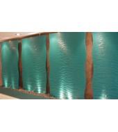 Wall Blue Marble Fountain