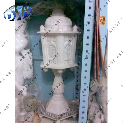 Decorative Carved Marble Lights