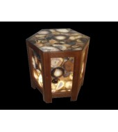 Marble Stone Light Lamp