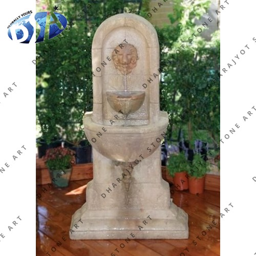 Decorative Water Fountains For Gardens